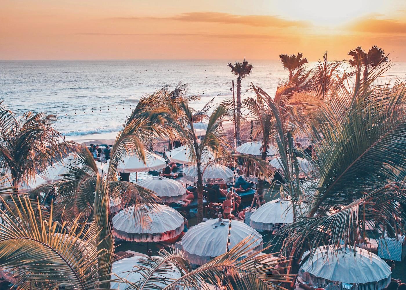 Nočno življenje na Baliju