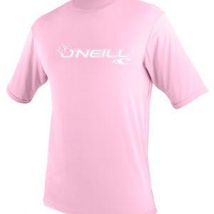 O'Neill Toddler Basic Skins S/S Sun Shirt 010 PINK
