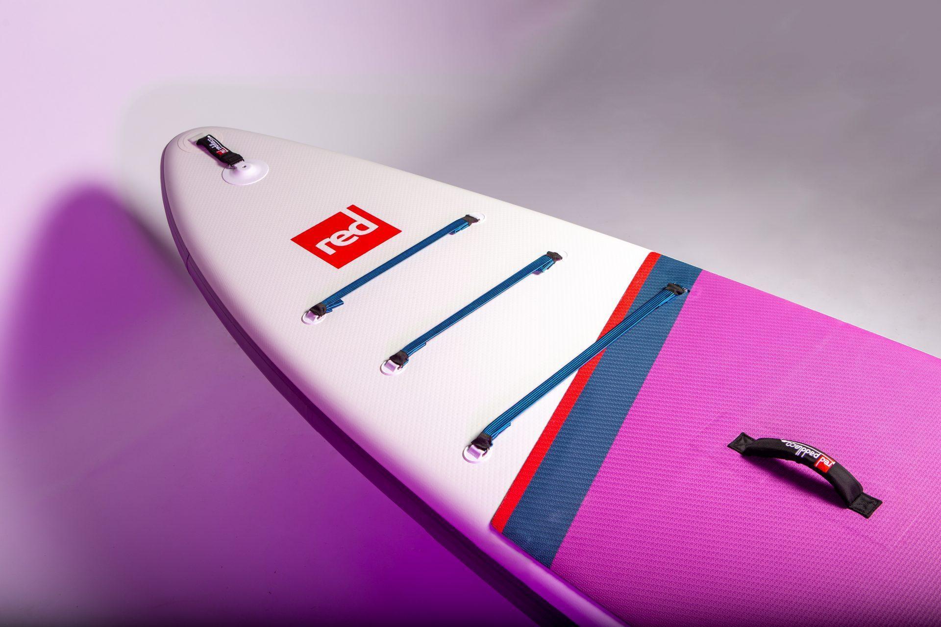 Red Paddle Co SPORT 11'3 sup z novimi elastikami
