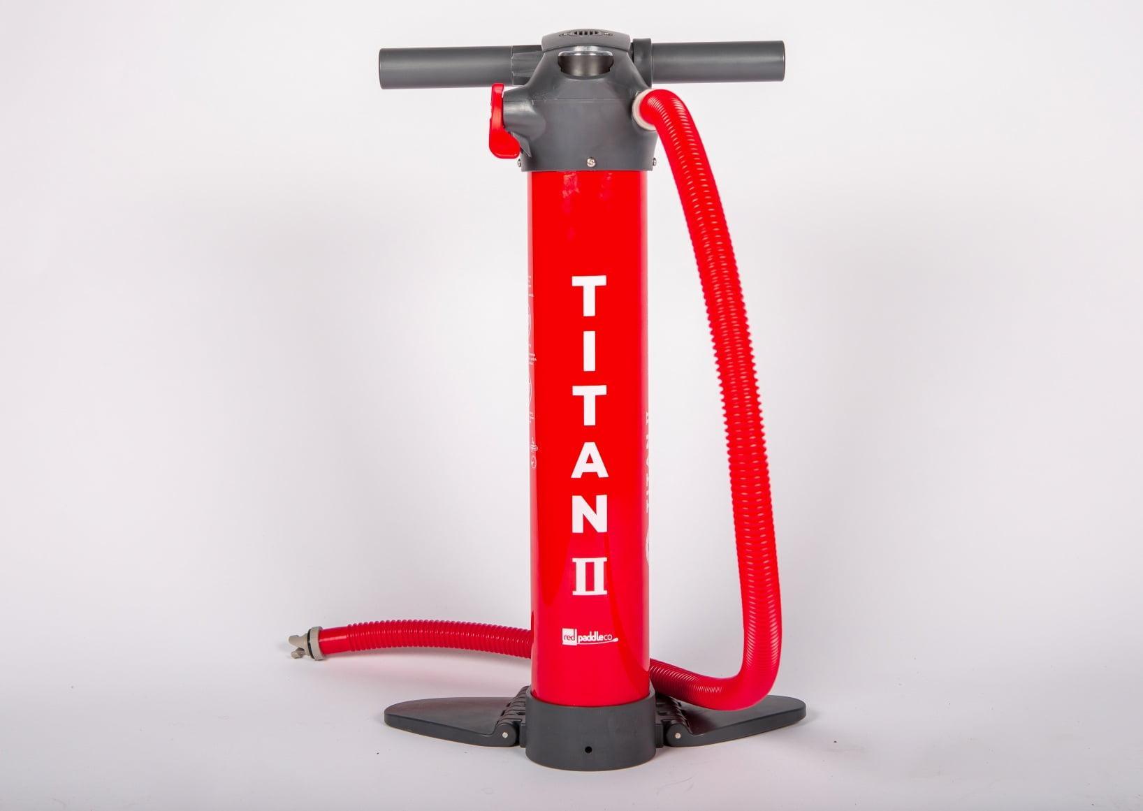 Titan 2 pumpa