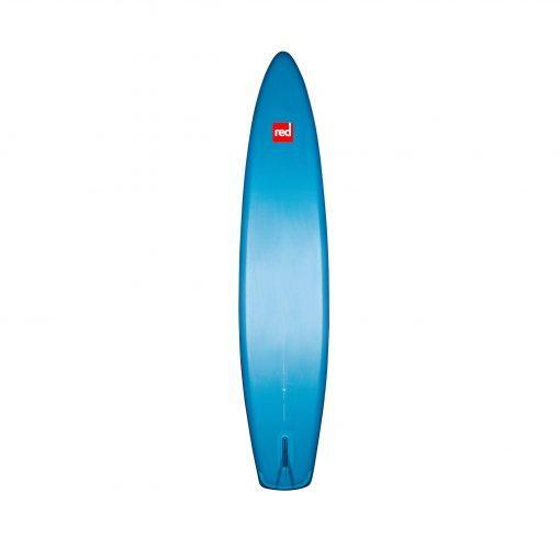 Red Paddle Co SPORT 12'6 iz spodnje strani