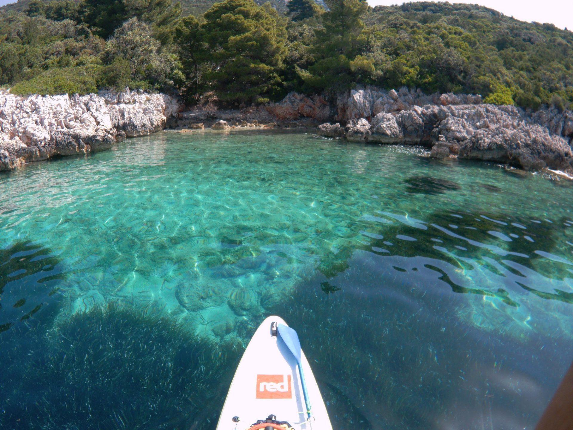 Supanje od Kopra do Dubrovnika je prava sup avantura
