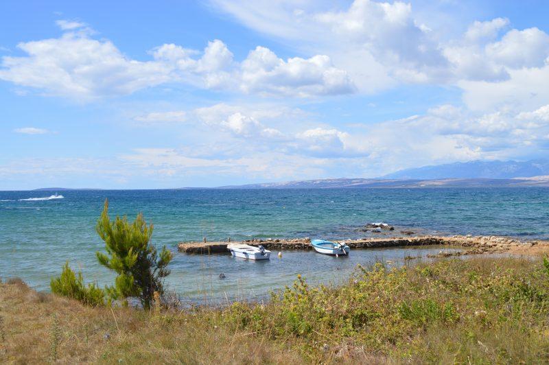 Otok Vir – Plaža Smratina