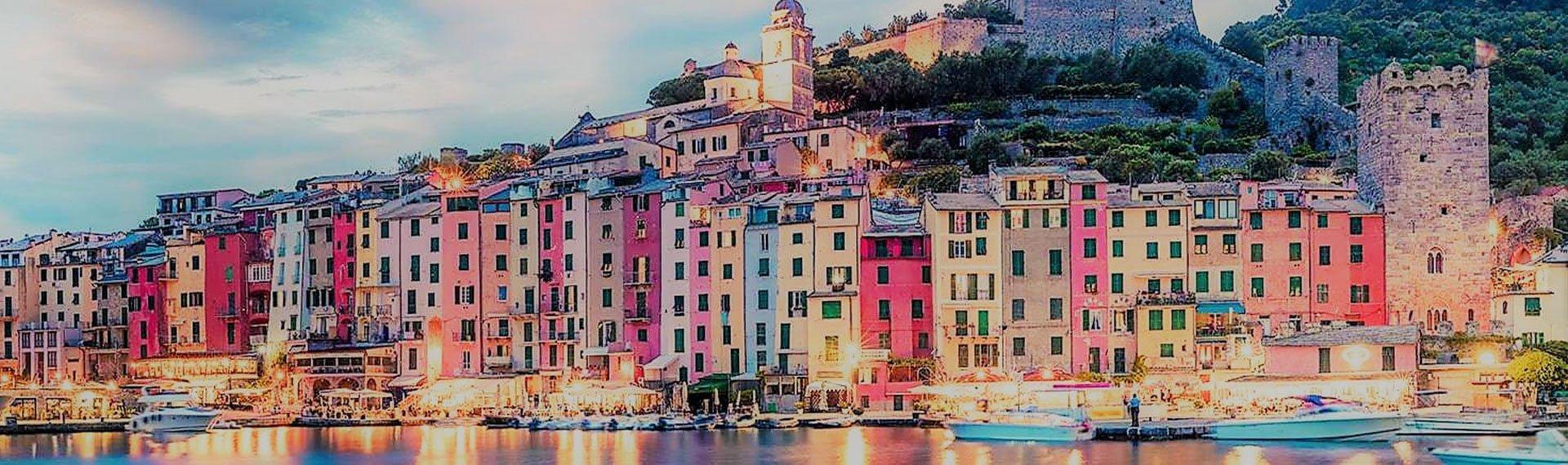Sup potovanje v Cinque Terre