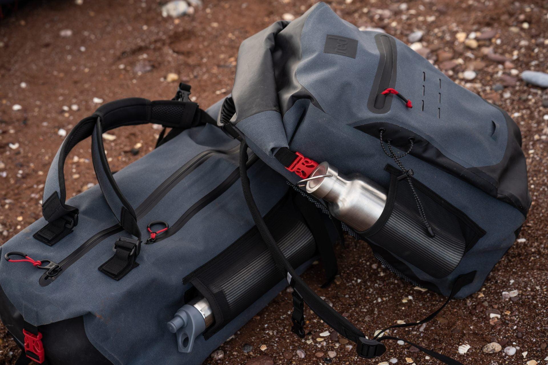 Red Original kit bag 40L & Red Original Backpack 30L
