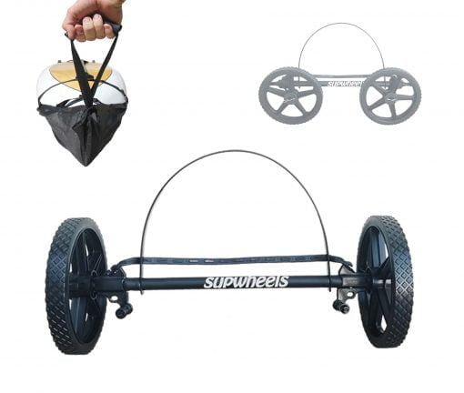 SUP Wheels Evolution X  komplet