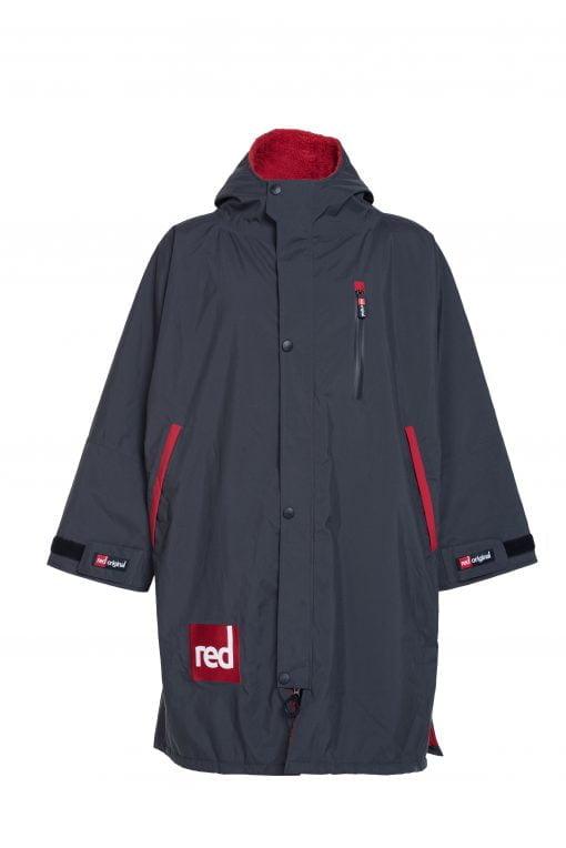 Red Original Pro Change Jacket Long Sleeve Grey