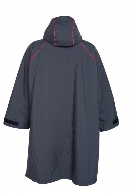 Red Original Pro Change Jacket Long Sleeve Grey zadaj