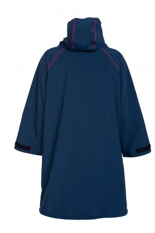 Red Original Pro Change Jacket Long Sleeve - Navy