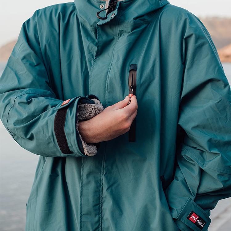 Funkcijska jakna Red Original Pro Change Jacket Long Sleeve Alpine TeaL